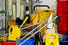 Janitorial and Paper Products