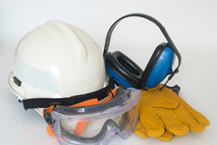 Personal Protection and Plant Safety Products